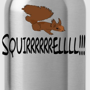 Christmas Vacation - Squirrel!!! T-Shirts - Water Bottle