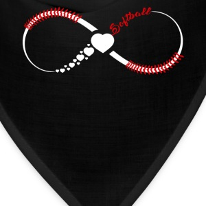 Softball Infinity Shirts - Bandana