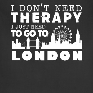 London Therapy Shirt - Adjustable Apron