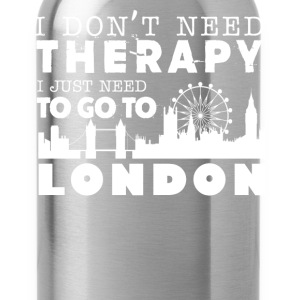 London Therapy Shirt - Water Bottle
