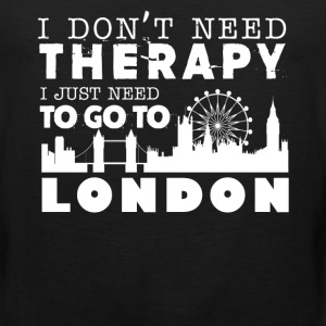London Therapy Shirt - Men's Premium Tank