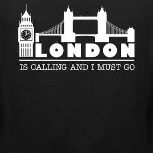 Love London Shirt - Men's Premium Tank