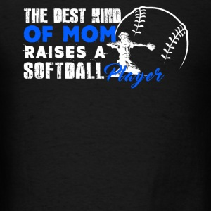 Softball Mom Tee Shirts - Men's T-Shirt
