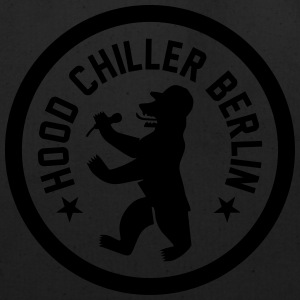 Hood Chiller Berlin Bear Tanks - Eco-Friendly Cotton Tote