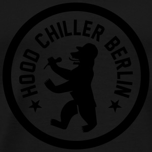 Hood Chiller Berlin Bear Tanks - Men's Premium T-Shirt