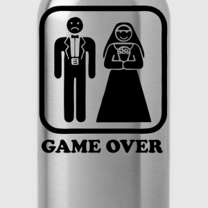 game over - Water Bottle