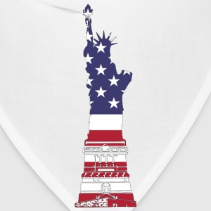Lady Liberty USA - Bandana