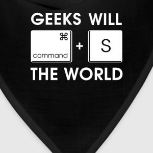 GEEKS will SAVE the WORLD Mac version - Bandana