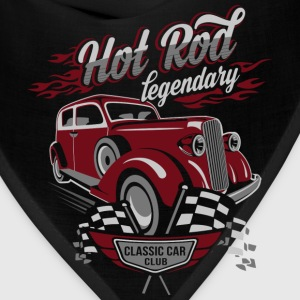 Hot rod T-Shirts - Bandana