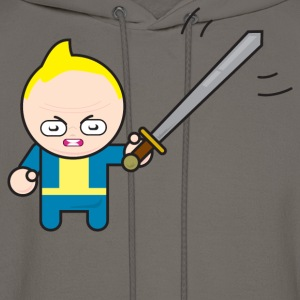 Sword Boy T-Shirts - Men's Hoodie