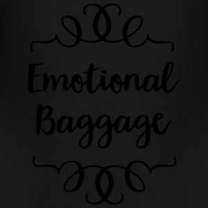 emotional baggage Bags & backpacks - Toddler Premium T-Shirt