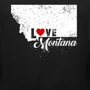 Love Montana Shirt - Men's Premium Tank