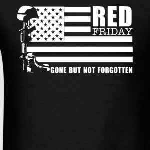 Red Friday Shirt - Men's T-Shirt