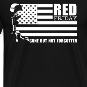 Red Friday Shirt - Men's Premium T-Shirt