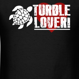 Turtle Lover Shirt - Men's T-Shirt