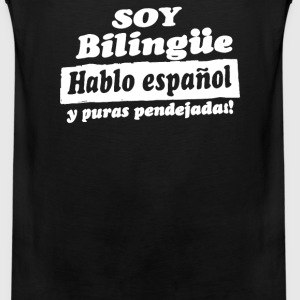 Soy Bilingue - Men's Premium Tank