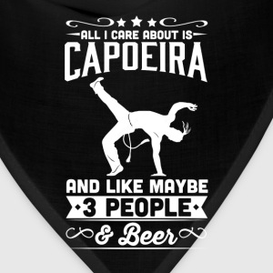 All I Care About is Capoeira T-Shirt T-Shirts - Bandana