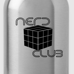 Nerd Club (CUBE) - Water Bottle