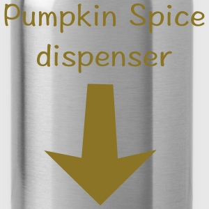 Pumpkin Spice T-Shirts - Water Bottle