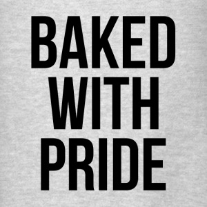 BAKED WITH PRIDE Hoodies - Men's T-Shirt