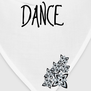 Dance (Flowers) Kids' Shirts - Bandana