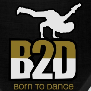 born to dance T-Shirts - Bandana