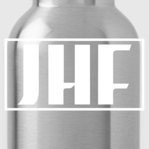 JHF logo 2 T-Shirts - Water Bottle