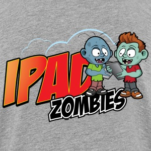 IPAD ZOMBIES HOODIE - Toddler Premium T-Shirt