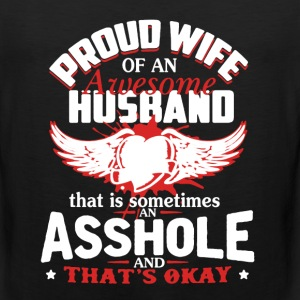 Awesome Husband Shirt - Men's Premium Tank