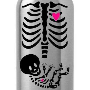 Skelly Baby Skeleton Maternity Unisex - Water Bottle