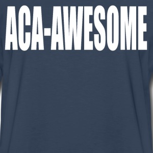 Aca-Awesome Pitch Perfect T-Shirts - Men's Premium Long Sleeve T-Shirt