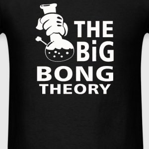 Big Bong Theory - Men's T-Shirt