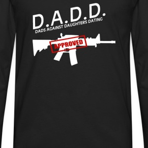 DADS AGAINST DAUGHTERS DATING - Men's Premium Long Sleeve T-Shirt