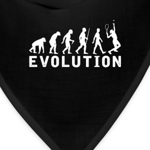 Female Tennis Evolution T-Shirt T-Shirts - Bandana