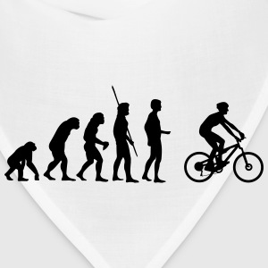 Evolution mountain bikers Shirt - Bandana
