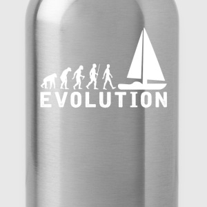 Sailing Evolution T-Shirt T-Shirts - Water Bottle
