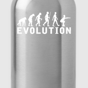 Squat Evolution T-Shirt T-Shirts - Water Bottle