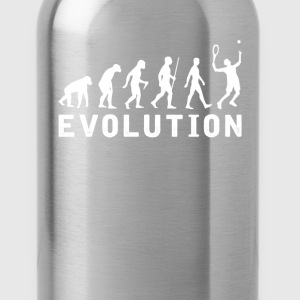 Tennis Evolution T-Shirt T-Shirts - Water Bottle