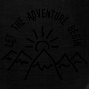 AD Let the Adventure Begin Bags & backpacks - Bandana