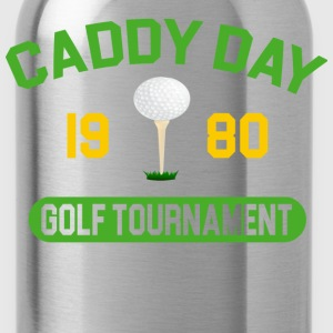 Caddy Day Golf Tournament - Caddyshack T-Shirts - Water Bottle