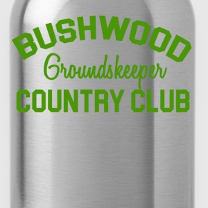 Bushwood Groundskeeper - Caddyshack T-Shirts - Water Bottle
