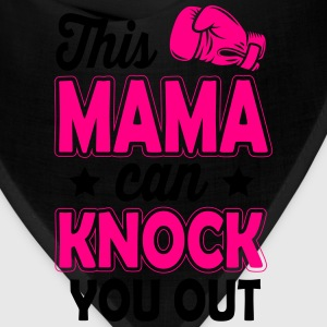 Boxing: this mama can knock you out Tanks - Bandana