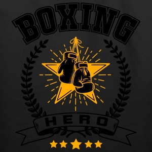 Boxing hero T-Shirts - Eco-Friendly Cotton Tote
