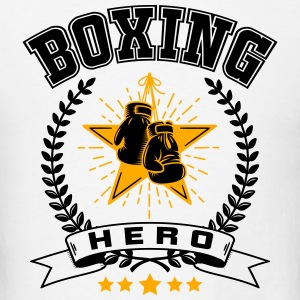 Boxing hero Sportswear - Men's T-Shirt