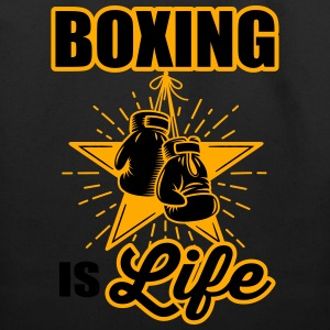 boxing is life Tanks - Eco-Friendly Cotton Tote