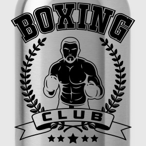 boxing club T-Shirts - Water Bottle
