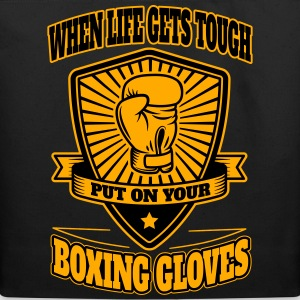 put on your boxing gloves T-Shirts - Eco-Friendly Cotton Tote