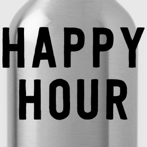 Happy Hour T-Shirts - Water Bottle