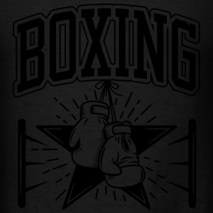 Boxing Tanks - Men's T-Shirt