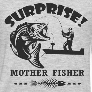 Surprise - Mother fisher - Men's Premium Long Sleeve T-Shirt